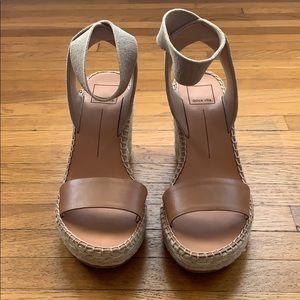 NWOT Dolce Vita sandal wedges